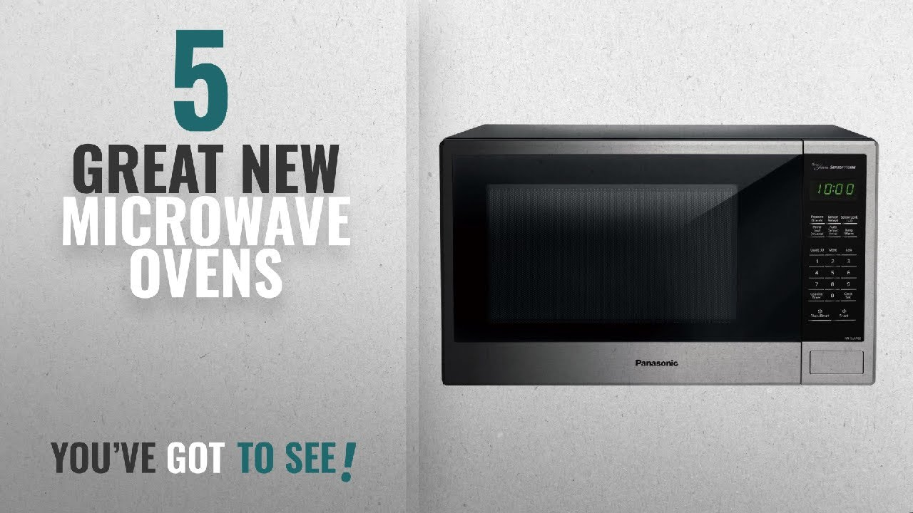 Microwave Oven With Inverter Technology 1000w Nn Cd997s