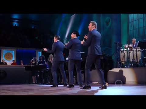 The Tenors perform Special Occasion & Shop Around live in concert Smokey Robinson Tribute  2016 HD