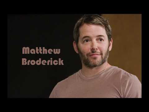 Matthew Broderick family