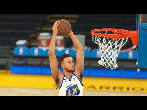 Worst Dunk Contest Ever! Stephen Curry, Kyrie Irving, Chris Paul, & Isaiah Thomas! NBA 2K18
