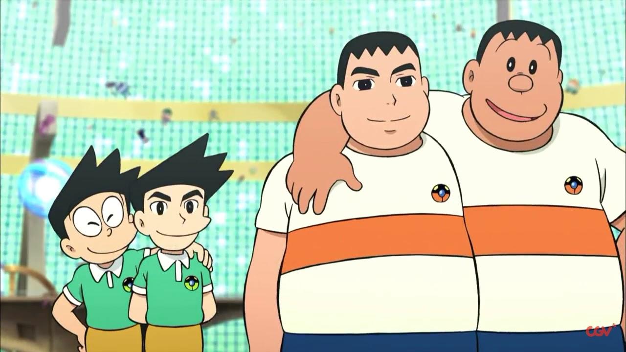 Doraemon_seri nhạc phim-nobita và viện bảo tàng bảo bối