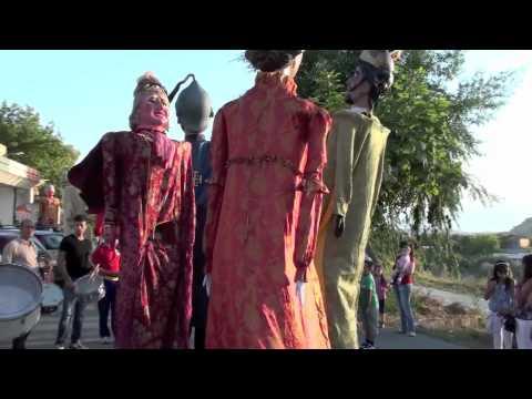 Giganti calabresi - Raduno di Paravati di Mileto