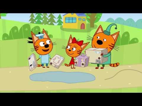 Три кота | Серия 16 | Почта