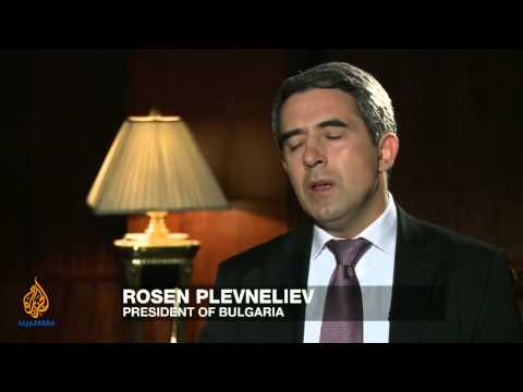 Talk to Al Jazeera - Rosen Plevneliev: 'We will find a solution'