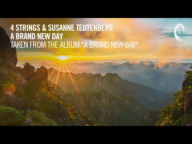 4 Strings & Susanne Teutenberg - A Brand New Day (Taken from The Album - A BRAND NEW DAY)