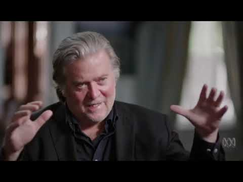 Excerpts: Stephen Bannon Interview on Australia Broadcasting