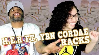 MY DAD REACTS TO H.E.R. - Racks (Audio) ft. YBN Cordae REACTION
