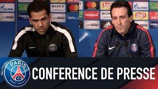 Paris Saint-Germain PRESS CONFERENCE PARIS SAINT-GERMAIN vs REAL MADRID
