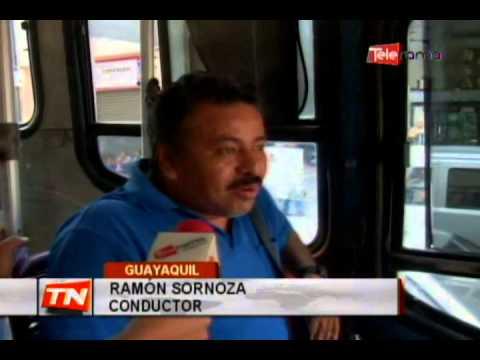 Conductores de buses preocupados por nuevo mecanismo de revisión