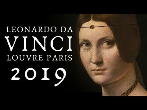 Leonardo Da Vinci Louvre
