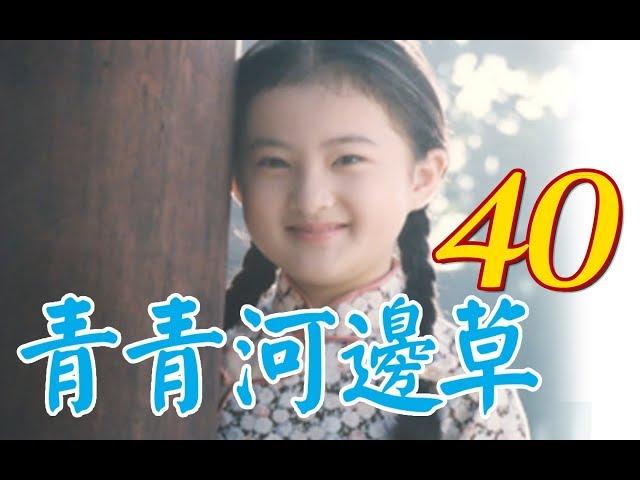 『青青河邊草』 第40集(馬景濤、岳翎、劉雪華、徐乃麟、金銘) #跟我一起 #宅在家