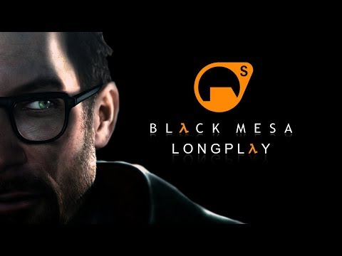 Half Life: Black Mesa Longplay