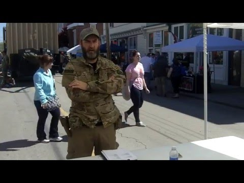Mutual Assistance Groups - Prepper Festival Virginia 2015