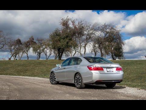 Honda Accord Hybrid 2014   Specification