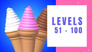 Ice Cream Inc. Game Walkthrough Level 51-100