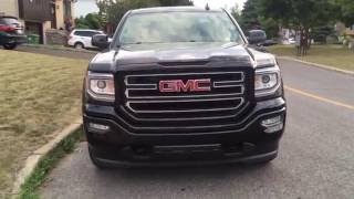 GMC Sierra Elevation Edition 2016 Quick Look