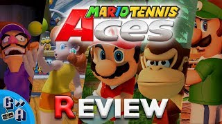 Mario Tennis Aces Review - Game Away