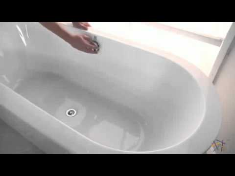 Wyndham Collection Mermaid 67 in  Freestanding Tub - Product Review Video
