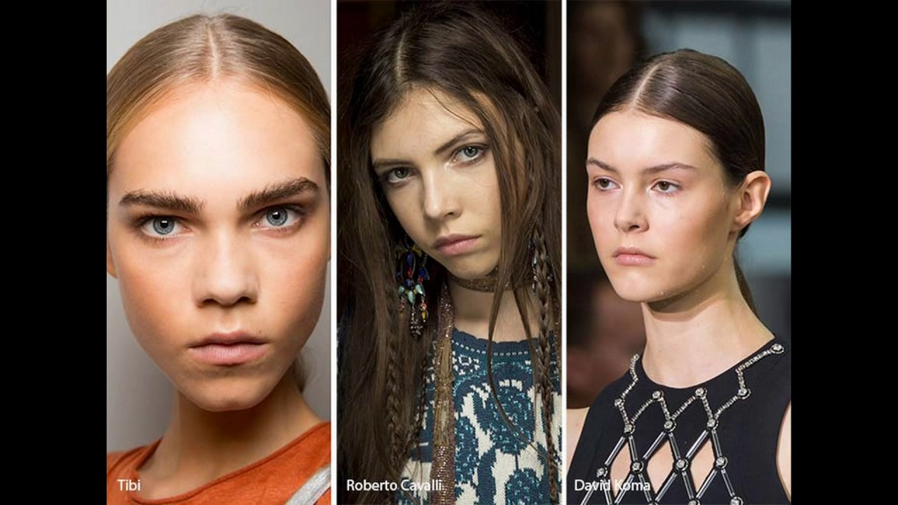 Spring Summer 2017 Hairstyle Trends Youtube