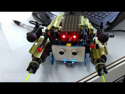 Обзор Робот-конструктор от Makeblock MBot V1.1