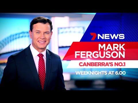 Prime7 Canberra - Seven News Sydney Promo (December 2017)