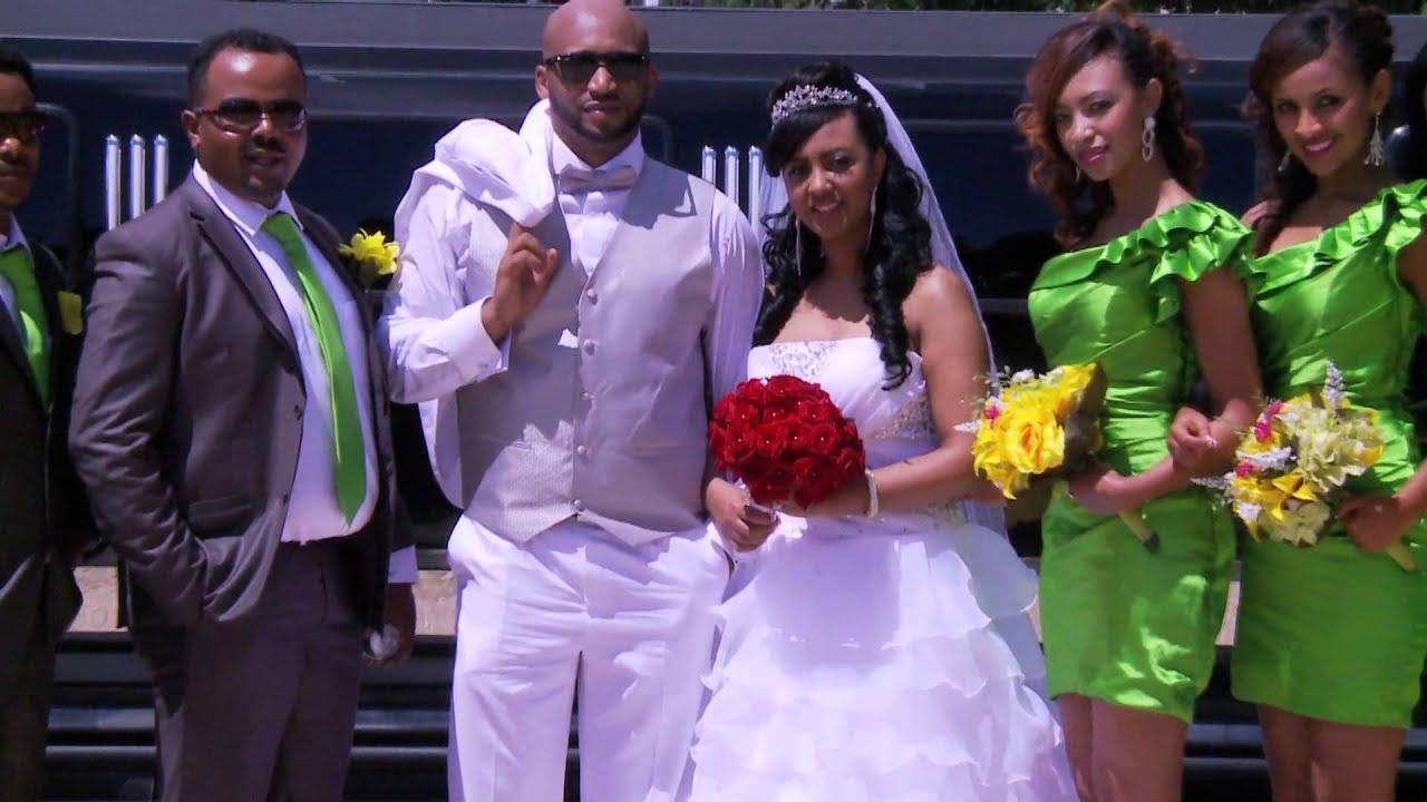 Ethiopian wedding video Lidia & Wubeshet by Lob video ...