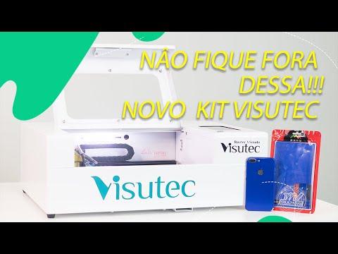 Visutec   VS Mobi   Novo Kit VSMobi + Película B2 Visutec