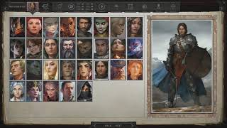 Pathfinder: Wrath of the Righteous (Beta) (Part 1) | Demon Slaying Demo (Streamed Feb 3, 2021)