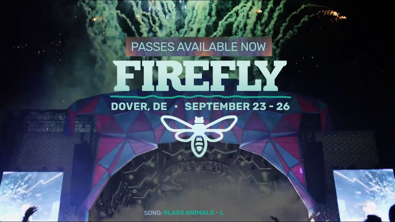Firefly Music Festival 2021 - Passes Available Now
