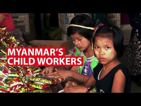Myanmar's Child Workers | Get Real | CNA Insider