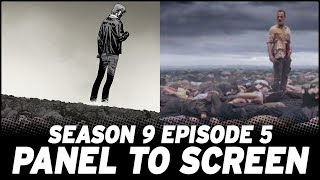 Panel to Screen: Rick's Last Episode on The Walking Dead vs. The Comics
