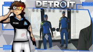 Let's Play Detroit: Become Human [13]