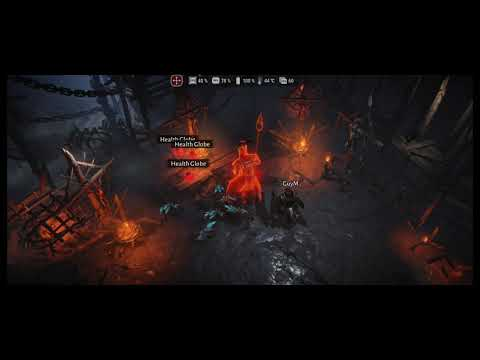 Diablo Immortal Android gameplay 1080p60