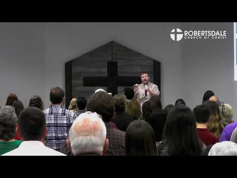 Andrew Itson - Dare to Dream (Next Level) - Robertsdale Church of Christ