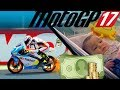 Dai giocattoli alla moto: Nu Rossi bambino - MotoGP 17