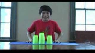 Cup Stacking Record