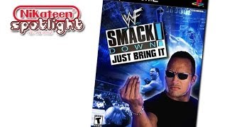 Spotlight Video Game Reviews - WWF SmackDown! Just Bring It (PS2)
