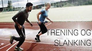 Er trening nyttig for slanking?