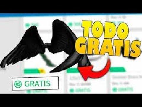 COMO TENER TODO EL CATALOGO GRATIS EN ROBLOX!!!!!100% REAL ...