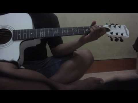 SLANK - Anyer 10 Maret [cover Belajar Gitar]