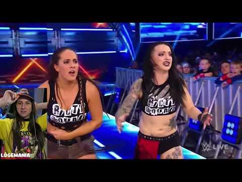 WWE Smackdown 2/6/18 Liv Morgan vs Charlotte thumbnail