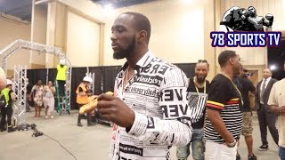 "WOW!!! TERENCE CRAWFORD ""TAKE OFF YOUR PANTIES"" ERROL SPENCE JR"