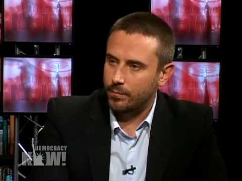Jeremy Scahill: CIA Hired Private Military Firm Blackwater for Secret Assassination Program 2 of 2