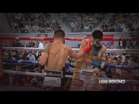 Oscar Valdez vs. Ruben Tamayo: HBO World Championship Boxing Highlights