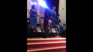 Evg. Mary Brown & The Spiritual Singers - How We Made It
