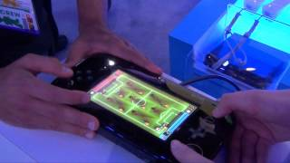 [E3 2013] Wii Party U - Table Foosball