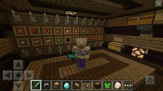 Супер МЕХАНИЧЕСКИЙ Дом в Майнкрафт ПЕ 0.14.0 / 0.15.0 /Minecraft PE
