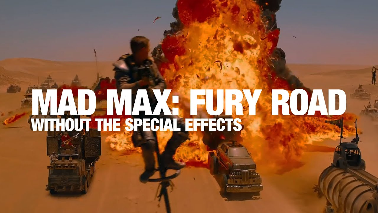 Car Stunt Wallpaper Mad Max Fury Road Without Special Effects Is Still
