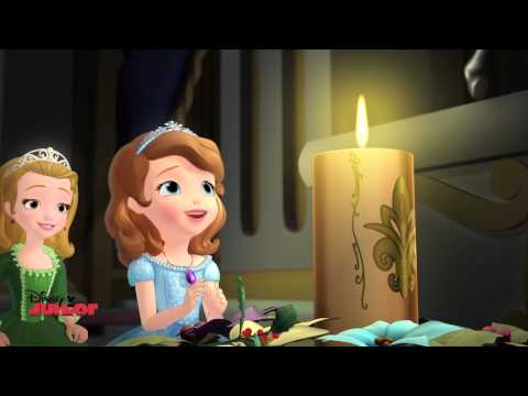 Sofia The First | Holiday In Enchancia: Wassalia Day Song | Disney Junior UK