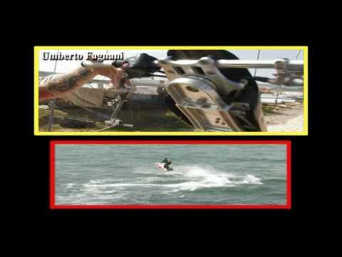 VALERIO CALDERONI - Jetski freestyle col team Jet-Revolution.com al Fano Yacht Festival